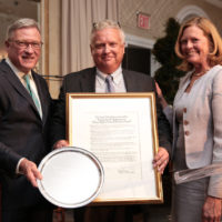 E.W. HOWELL HONORED BY THE NEW YORK BOTANICAL GARDEN AT FOUNDER'S AWARD DINNER