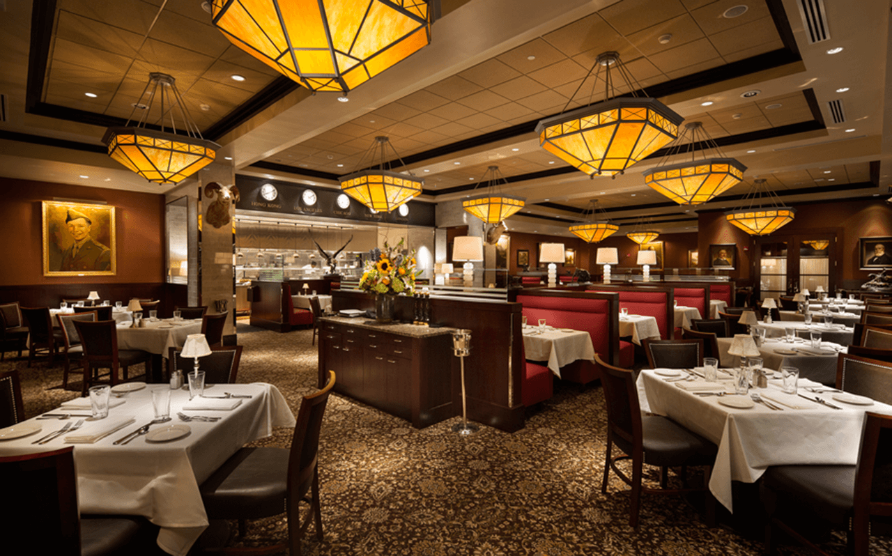 The Capital Grille Ew Howell