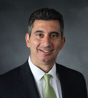 Dominic Paparo, Vice President of the Arts & Culture Construction Division