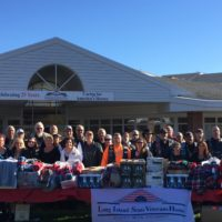 EW Howell Members Raised Over $4K For LI Vets