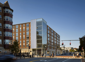 EW HOWELL CELEBRATES GRAND OPENING OF NEW RESIDENCE HALL AT IONA COLLEGE IN NEW ROCHELLE, NY