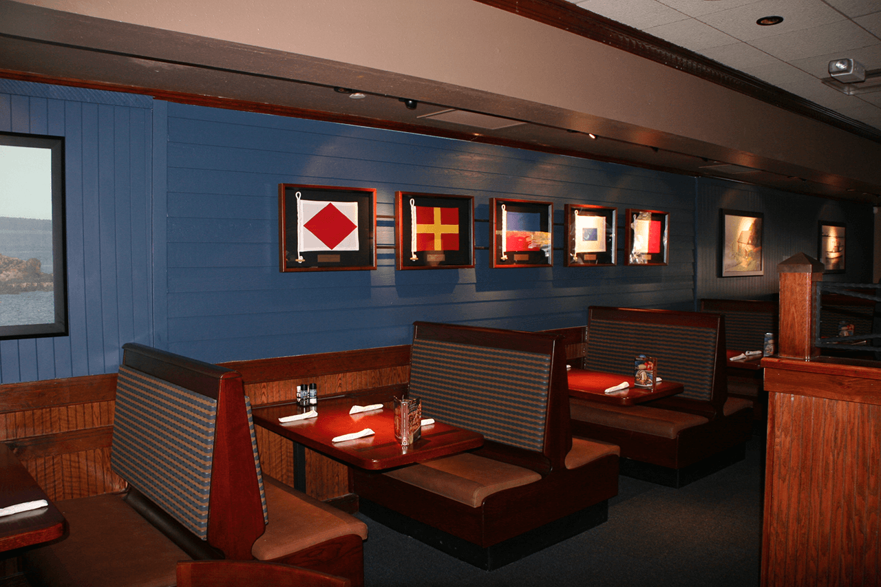 Red lobster ew howell for Interior designers bronx ny