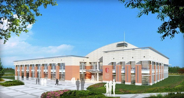 Rendering Of SBU Student Center
