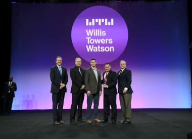 EW HOWELL WINS 1ST PLACE FOR THE WILLIS TOWERS WATSON CONSTRUCTION SAFETY EXCELLENCE AWARD