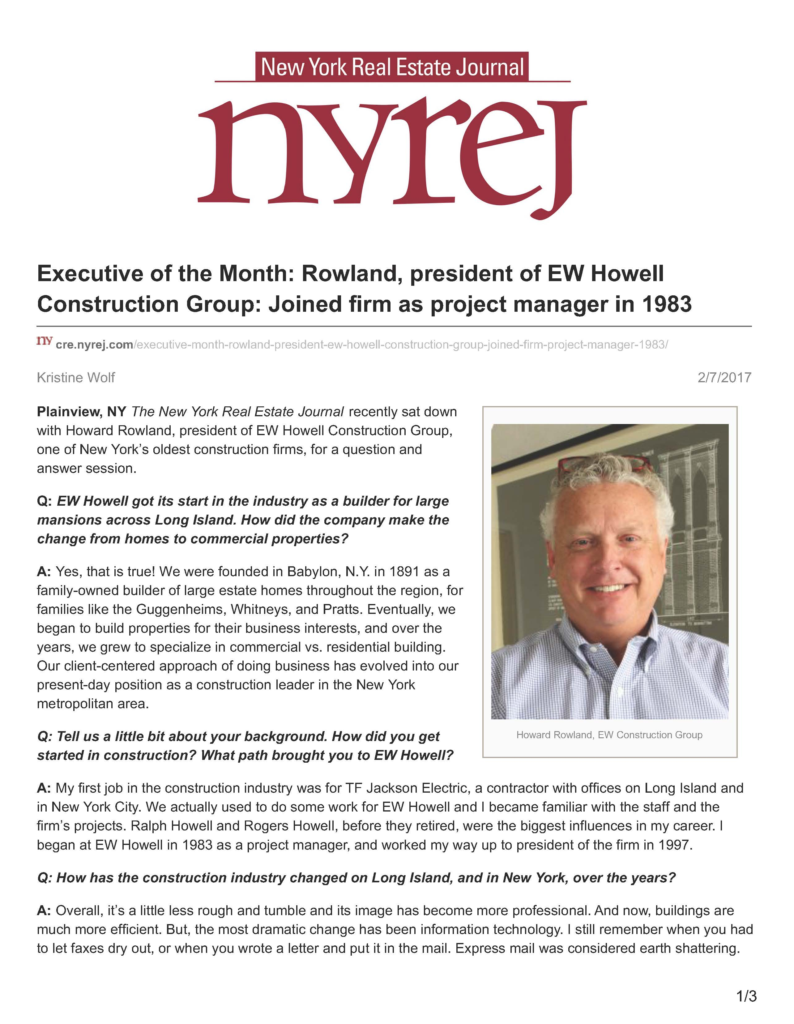 President_Executive of the Month