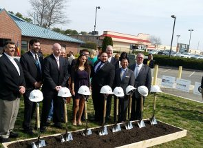 CONTRACTOR E. W. HOWELL BREAKS GROUND ON LGBT COMMUNITY CENTER IN PATCHOGUE, NY