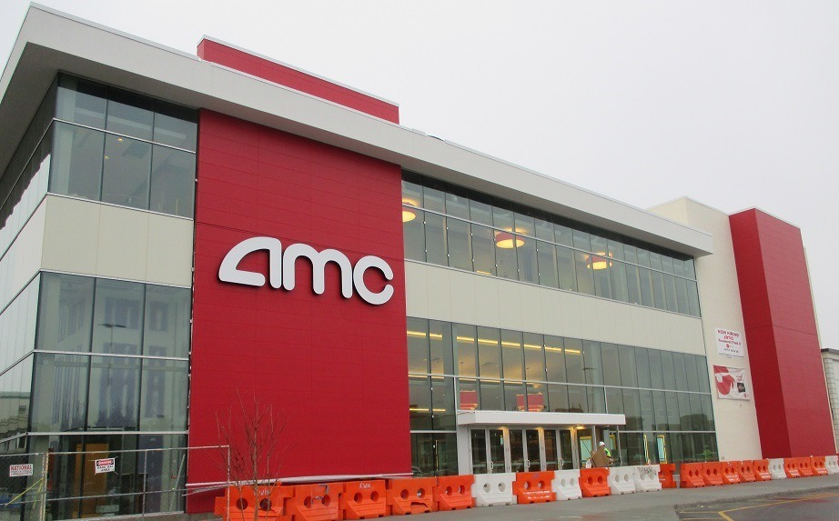 E W Howell Completes Construction Of Amc Theaters Roosevelt Field Now Open Ew Howell