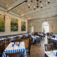 E.W. HOWELL COMPLETES CONSTRUCTION OF HUDSON GARDEN GRILL AT NYBG