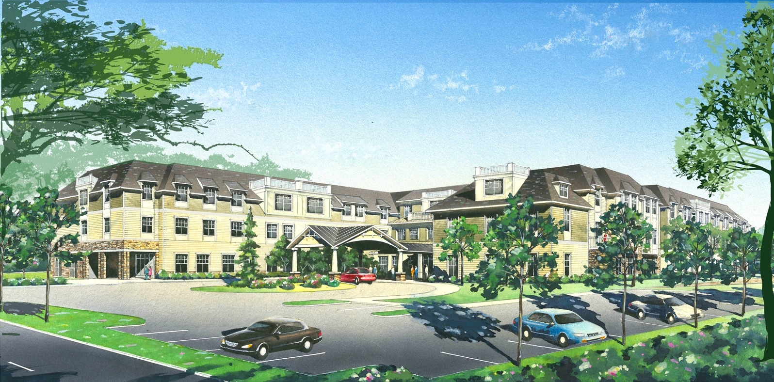 Ew Howell To Build Smithtown Assisted Living Project Ew